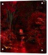 Red IIi Acrylic Print