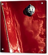 Red Jupiter Sky Acrylic Print by Phil 'motography' Clark