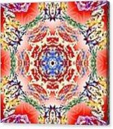 Red Karma Acrylic Print