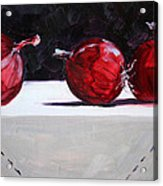 Red Onions Acrylic Print