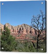 Red Rock Country - Sedonna Acrylic Print