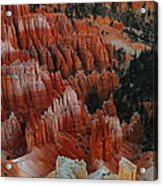 Red Rock Acrylic Print