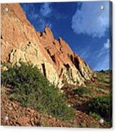 Red Rocks 4 Acrylic Print