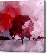 Red Sky Acrylic Print