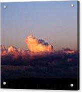 Red Skys At Morn Acrylic Print