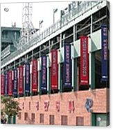 Red Sox Heroes Acrylic Print