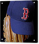 Red Sox Nation Acrylic Print