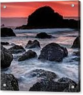 Red Tide Acrylic Print
