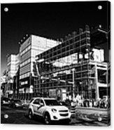 redevelopment of the imperial palace casino Las Vegas Nevada USA Acrylic Print
