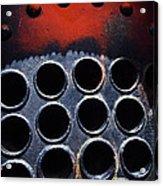 Redrum 3 Acrylic Print