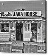 Red's Java House San Francisco By Diana Sainz Acrylic Print