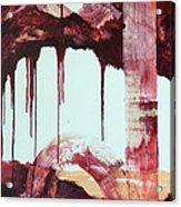 Redsaga 3 Acrylic Print
