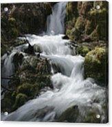 Reeds Springs Falls Acrylic Print