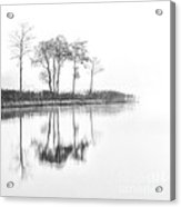Reflected Calm Acrylic Print