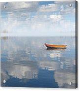 Reflected Shanti Acrylic Print