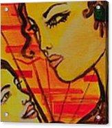 Reflection At Dawn Acrylic Print
