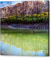 Reflection Of Beauty  Acrylic Print
