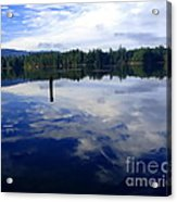 Reflection Of Natures Beauty Acrylic Print