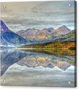 Reflections Along The Seward Highway - Alaska Acrylic Print