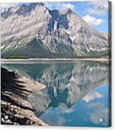 Reflections In Time Acrylic Print