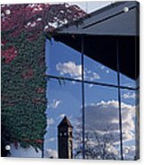 Reflections Of Spokane Acrylic Print
