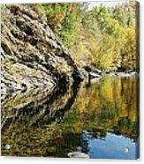 Reflections Of The  Acrylic Print