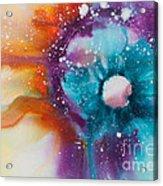Reflections Of The Universe No. 2147 Acrylic Print
