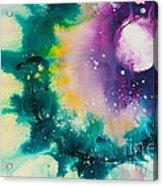 Reflections Of The Universe No. 2152 Acrylic Print