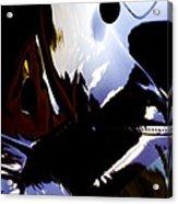 Reflections  Acrylic Print by Paul Job