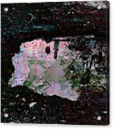 Reflective Skylight On A Small Pond Of Water # 1 Acrylic Print