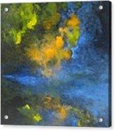 Reflets - Reflections Acrylic Print