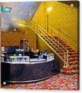 Refreshment Stand Radio City Music Hall Acrylic Print