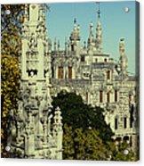 Regaleira Palace I Acrylic Print