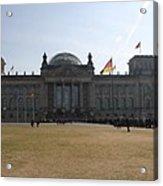 Reichstag Berlin - German Parliament Acrylic Print