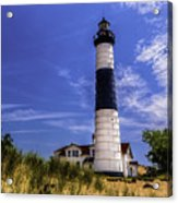 Relaxing By Big Sable Light Acrylic Print