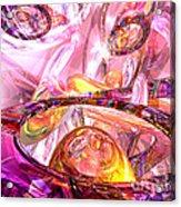 Released Happiness Acrylic Print