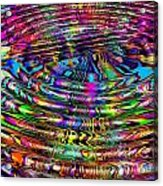 Relections Of My Past Acrylic Print by Bobby Hammerstone