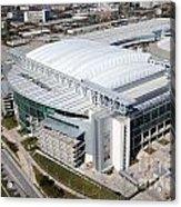 Reliant Stadium In Houston Acrylic Print