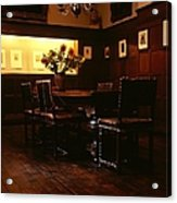 Rembrandt House - Interior 1 Acrylic Print