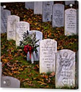 Remember Our Dead Acrylic Print