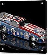 Remembering 9 11 Acrylic Print