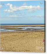 Remembering D Day Acrylic Print