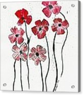 Remembrance Day Acrylic Print