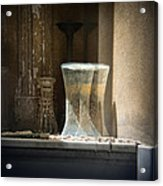 Remembrance The Glass Acrylic Print
