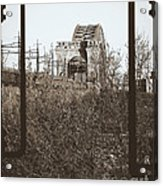 Reminiscent Of Earlier Travel Acrylic Print