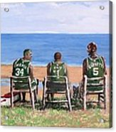 Reminiscing The Good Old Days Acrylic Print