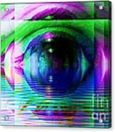 Remote Viewing Acrylic Print