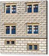 Renaissance Architecture  Acrylic Print