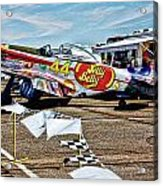 Reno Races 6 Acrylic Print