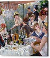 Renoir: Luncheon, 1880-81 Acrylic Print